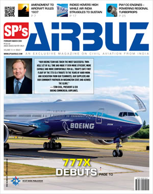 SP's AirBuz ISSUE No 1-2020