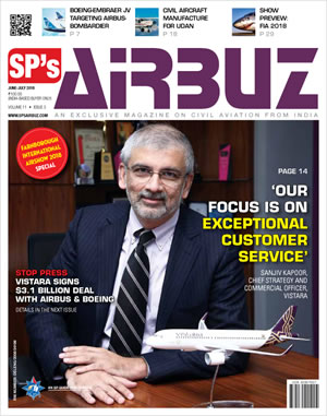 SP's AirBuz ISSUE No 03-18