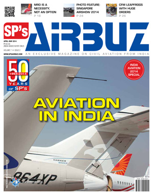 Click to read SP's AirBuz ISSUE No 02-14