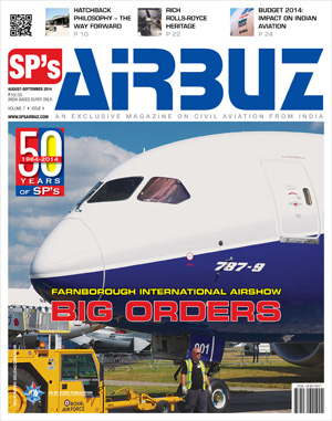 Click to read SP's AirBuz ISSUE No 04-14
